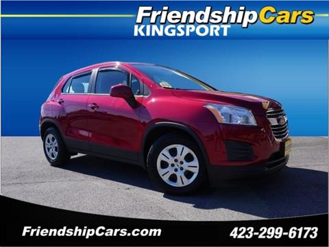 2015 Chevrolet Trax for sale in Johnson City, TN