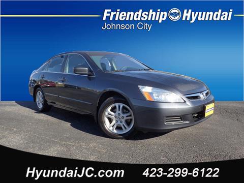 2006 Honda Accord for sale in Johnson City, TN