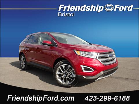 2017 Ford Edge for sale in Bristol, TN