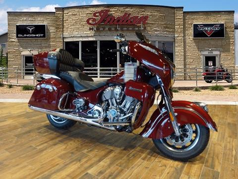 2017 Indian Chief Roadmaster