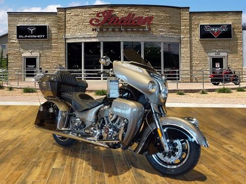 2018 Indian Chief Roadmaster