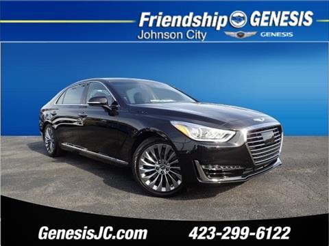 2018 Genesis G90