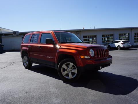 2012 Jeep Patriot for sale in Johnson City, TN