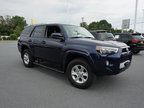 2016 Toyota 4Runner For Sale In Bristol, TN