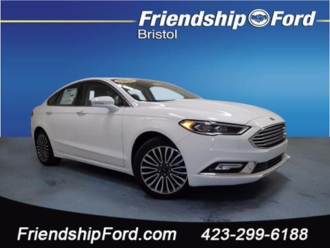 2017 Ford Fusion for sale in Bristol, TN