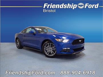 2017 Ford Mustang for sale in Bristol, TN