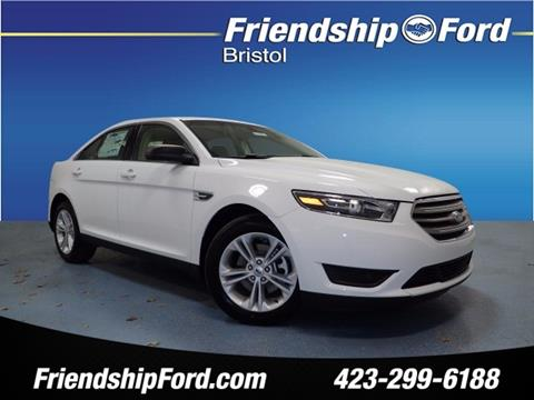 2017 Ford Taurus for sale in Bristol, TN
