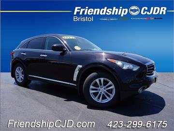 2013 Infiniti FX37 for sale in Bristol, TN