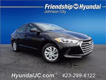 2017 Hyundai Elantra for sale in Johnson City, TN
