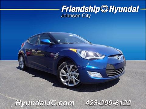 2017 Hyundai Veloster for sale in Johnson City, TN