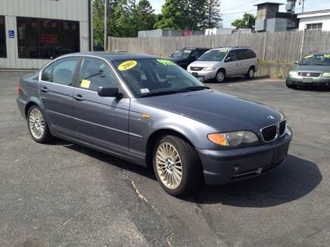 2003 BMW 3 Series for sale at MBM Auto Sales and Service - MBM Auto Sales/Lot B in Hyannis MA