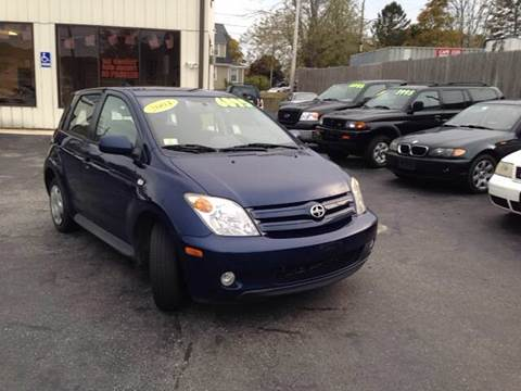 2004 Scion xA for sale at MBM Auto Sales and Service - Lot A in East Sandwich MA