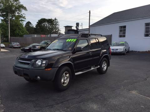 2003 Nissan Xterra for sale at MBM Auto Sales and Service - MBM Auto Sales/Lot B in Hyannis MA