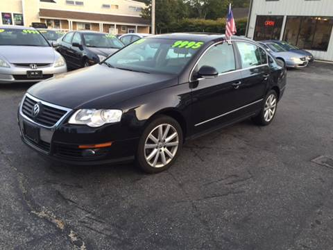 2010 Volkswagen Passat for sale at MBM Auto Sales and Service - MBM Auto Sales/Lot B in Hyannis MA