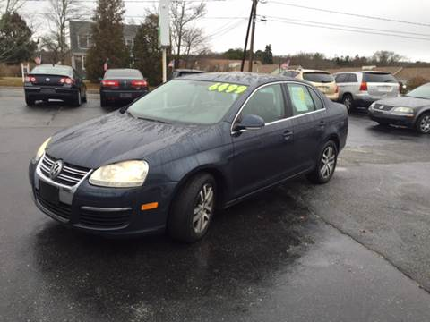 2006 Volkswagen Jetta for sale at MBM Auto Sales and Service - MBM Auto Sales/Lot B in Hyannis MA