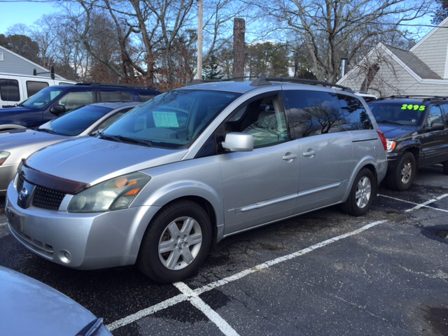 2004 Nissan Quest for sale at MBM Auto Sales and Service - MBM Auto Sales/Lot B in Hyannis MA