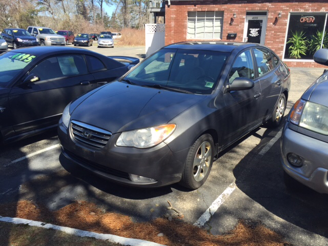 2008 Hyundai Elantra for sale at MBM Auto Sales and Service - Lot A in East Sandwich MA