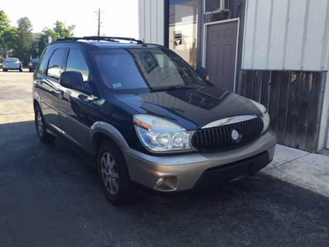 2004 Buick Rendezvous for sale at MBM Auto Sales and Service - Lot A in East Sandwich MA