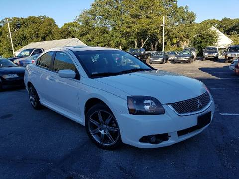 2010 Mitsubishi Galant for sale at MBM Auto Sales and Service - Lot A in East Sandwich MA