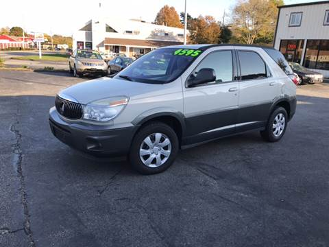 2004 Buick Rendezvous for sale at MBM Auto Sales and Service - MBM Auto Sales/Lot B in Hyannis MA
