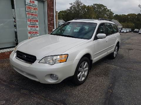 2007 Subaru Outback for sale at MBM Auto Sales and Service - Lot A in East Sandwich MA
