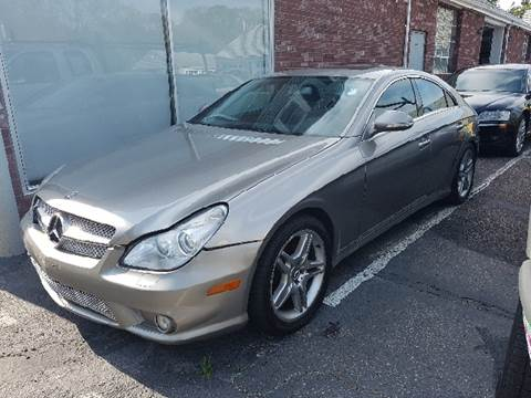 2006 Mercedes-Benz CLS for sale at MBM Auto Sales and Service - Lot A in East Sandwich MA