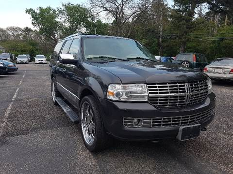 2007 Lincoln Navigator for sale at MBM Auto Sales and Service - Lot A in East Sandwich MA