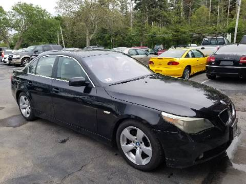 BMW 5 Series For Sale in East Sandwich, MA - MBM Auto Sales and Service