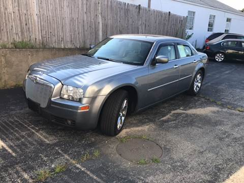 2007 Chrysler 300 for sale at MBM Auto Sales and Service - MBM Auto Sales/Lot B in Hyannis MA