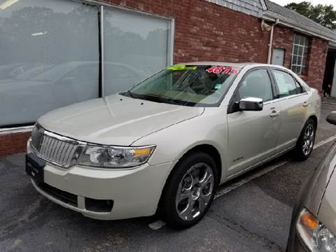 2006 Lincoln Zephyr for sale at MBM Auto Sales and Service - Lot A in East Sandwich MA
