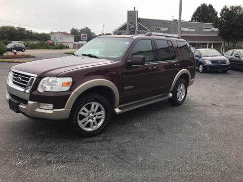 2006 Ford Explorer for sale at MBM Auto Sales and Service - MBM Auto Sales/Lot B in Hyannis MA
