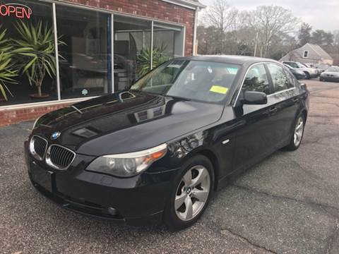 2006 BMW 5 Series for sale at MBM Auto Sales and Service in East Sandwich MA