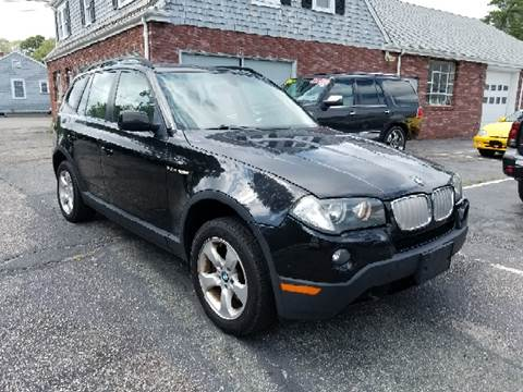 2008 BMW X3 for sale at MBM Auto Sales and Service - Lot A in East Sandwich MA