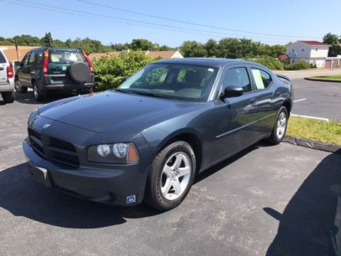 2008 Dodge Charger for sale at MBM Auto Sales and Service - MBM Auto Sales/Lot B in Hyannis MA