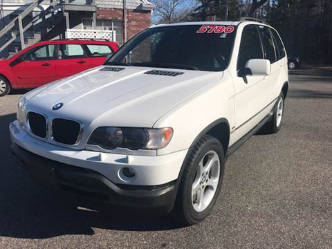 2003 BMW X5 for sale at MBM Auto Sales and Service - MBM Auto Sales/Lot B in Hyannis MA
