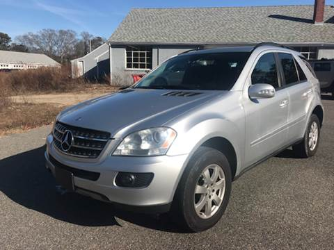 2006 Mercedes-Benz M-Class for sale at MBM Auto Sales and Service - Lot A in East Sandwich MA