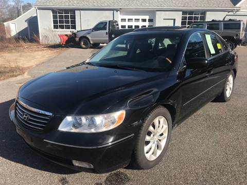 2006 Hyundai Azera for sale at MBM Auto Sales and Service - Lot A in East Sandwich MA