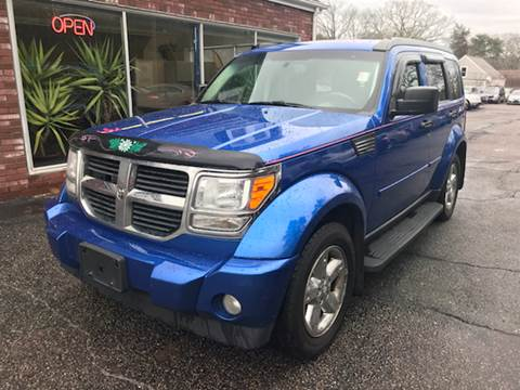 2007 Dodge Nitro for sale at MBM Auto Sales and Service - Lot A in East Sandwich MA