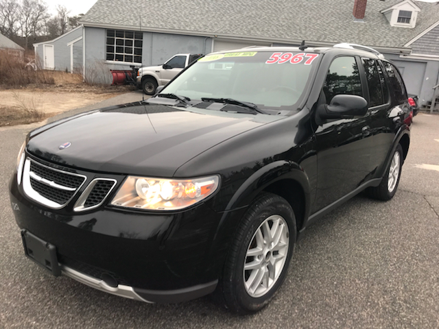 2006 Saab 9-7X for sale at MBM Auto Sales and Service - MBM Auto Sales/Lot B in Hyannis MA
