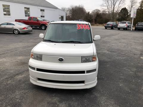 2006 Scion xB for sale at MBM Auto Sales and Service - MBM Auto Sales/Lot B in Hyannis MA