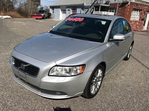 2009 Volvo S40 for sale at MBM Auto Sales and Service - MBM Auto Sales/Lot B in Hyannis MA