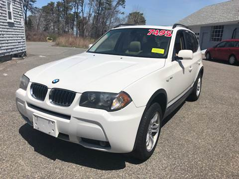 2006 BMW X3 for sale at MBM Auto Sales and Service - Lot A in East Sandwich MA