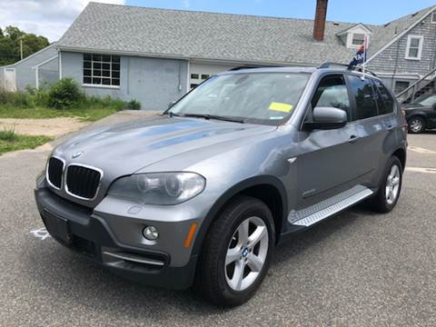 2009 BMW X5 for sale at MBM Auto Sales and Service - Lot A in East Sandwich MA