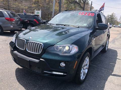 2008 BMW X5 for sale at MBM Auto Sales and Service - Lot A in East Sandwich MA