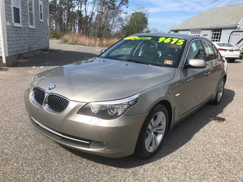 2009 BMW 5 Series for sale at MBM Auto Sales and Service - MBM Auto Sales/Lot B in Hyannis MA