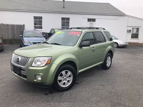 2010 Mercury Mariner for sale at MBM Auto Sales and Service - MBM Auto Sales/Lot B in Hyannis MA