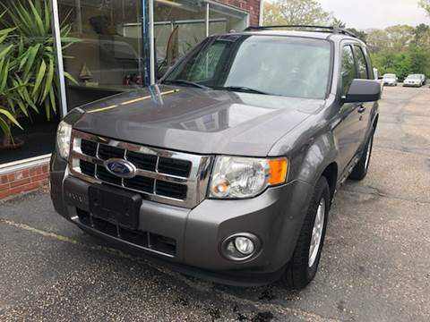 2009 Ford Escape for sale at MBM Auto Sales and Service - Lot A in East Sandwich MA