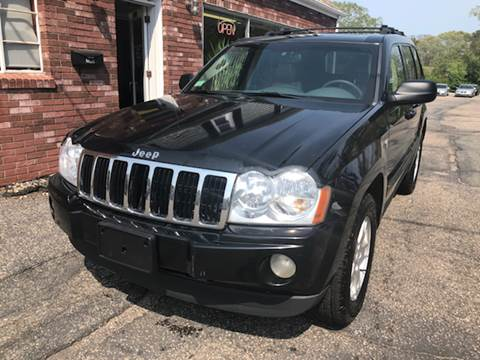 2005 Jeep Grand Cherokee for sale at MBM Auto Sales and Service - Lot A in East Sandwich MA