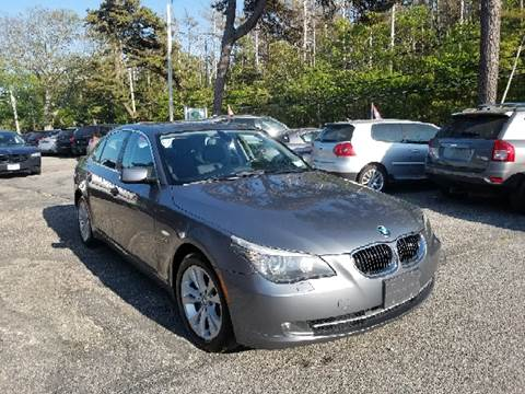 2010 BMW 5 Series for sale at MBM Auto Sales and Service - Lot A in East Sandwich MA