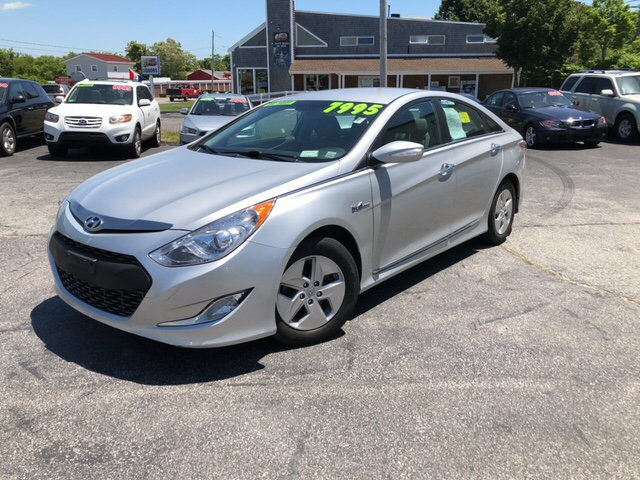 2012 Hyundai Sonata Hybrid For Sale At MBM Auto Sales And Service   Lot B In